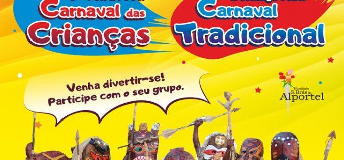 """São Brás de Alportel se prepara para vivir la tradicional """"farra"""" carnavalesca"""