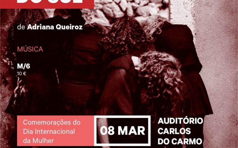 El concierto «Mulheres do Sul» marca el Día Internacional de la Mujer