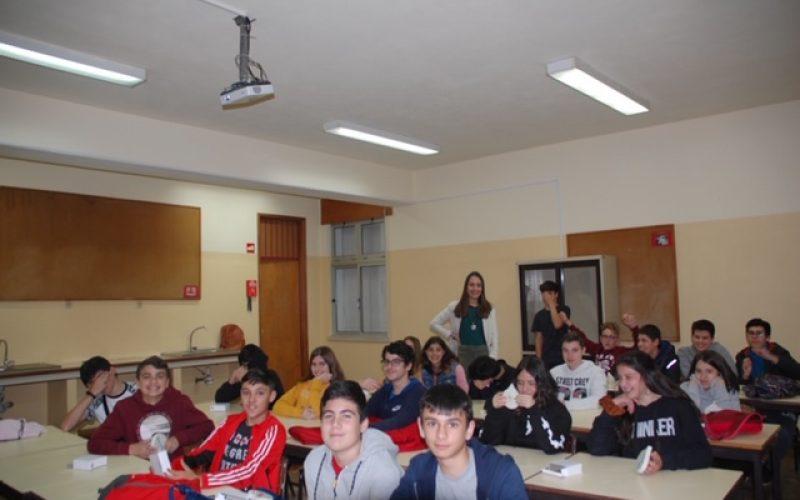 Encontro Regional de Voluntariado Ambiental para a Água Jovem