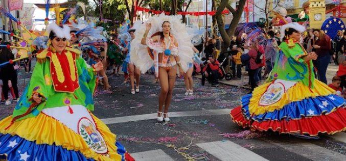 Loulé vive su Carnaval