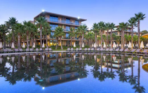 Los hoteles NAU Salgados Dunas Suites y NAU Salgados Palm Village reabrirán en marzo