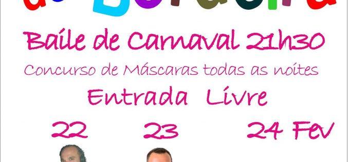 El Carnaval de Bordeira es uno de los más típicos del Algarve