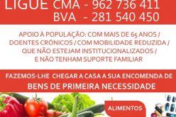 """Alcoutim rede de apoio """"Alcoutim Sempre Solidário"""""""