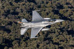 El festival de aviones de combate de la OTAN «rasga» los cielos de Beja