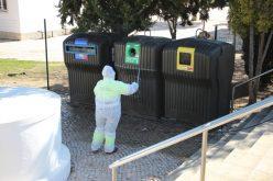 Castro Marim reforça a limpeza e desinfeção de contentores