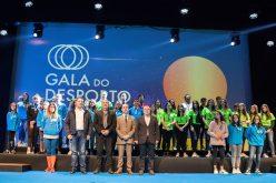 Resultados desportivos de Lagoa aplaudidos em ambiente de gala