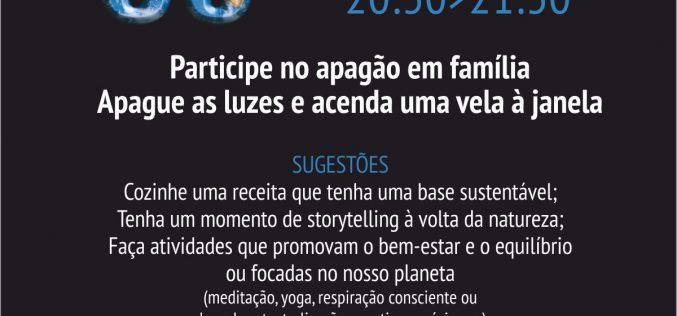 Faro se une nuevamente a la «Hora del Planeta» 2020