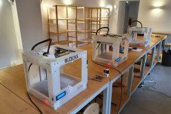 Loulé se une al profesor Arlindo Martins para imprimir viseras en 3D