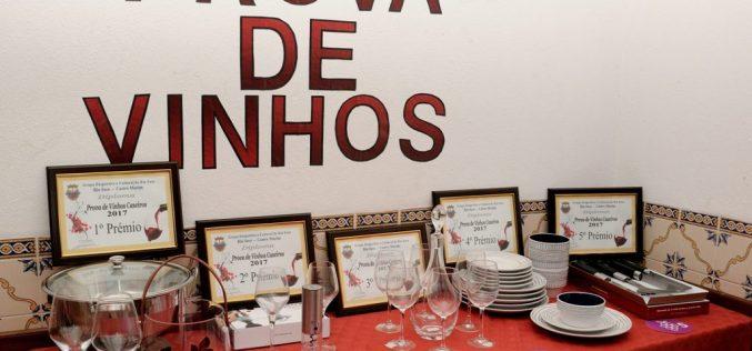 Rio Seco promove Prova de Vinhos Caseiros