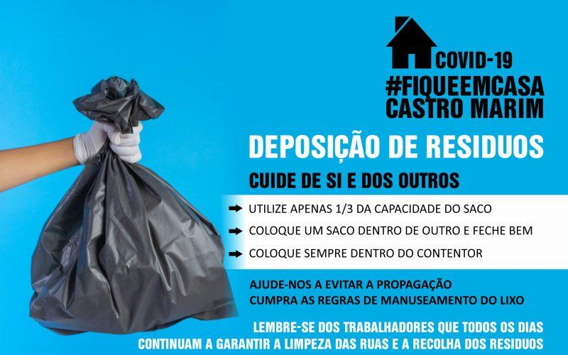 Castro Marim pide utilizar los contenedores de basura