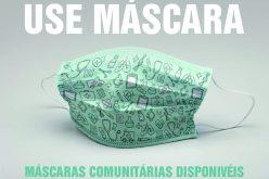 Castro Marim distribui gratuitamente máscaras comunitárias à população