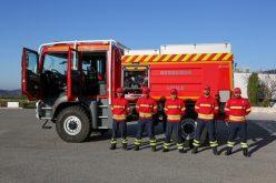 Loulé refuerza la brigada de bomberos
