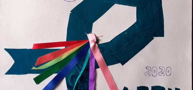 Vila do Bispo CPCJ invita a la comunidad a poner un lazo azul en la ventana