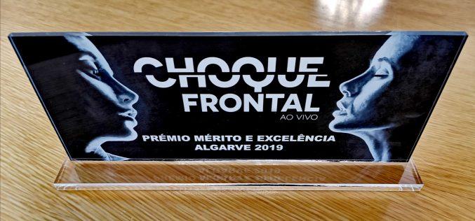 """Festival MED distinguido com """"Mérito e Excelência"""" no Prémio Choque Frontal"""