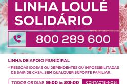Linha Loulé Solidário recebeu quase mil pedidos de apoio num mês