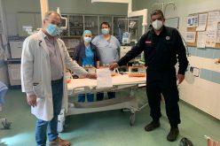 El Ayuntamiento Portimão entrega cuatro ventiladores más al Hospital