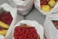 Loulé distribuye alimentos a más de 300 personas