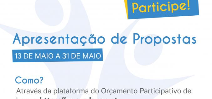 Lagoa lança a 7ª edição do Orçamento Participativo