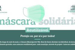 Vila Real de Santo António ofrece mascarillas a todos los residentes