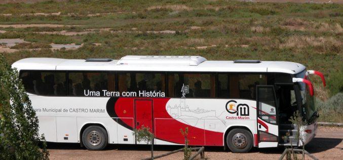Transporte escolar assegurado pela autarquia de Castro Marim
