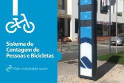 Quarteira Lab implementa sistema de contagem de pessoas e bicicletas na cidade