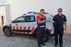 Alcoutim refuerza la capacidad de Protección Civil