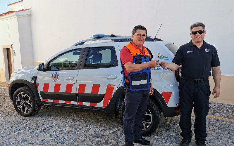 Alcoutim reforça a capacidade da Proteção Civil