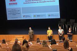 Lagoa promueve la capacitación para el regreso de preescolares