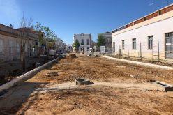 São Brás de Alportel reanuda las obras para garantizar y mejorar la accesibilidad en sus calles