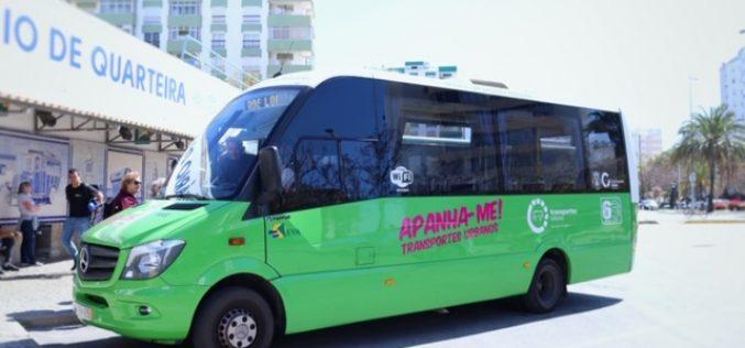 El municipio de Loulé ofrece transporte público gratuito