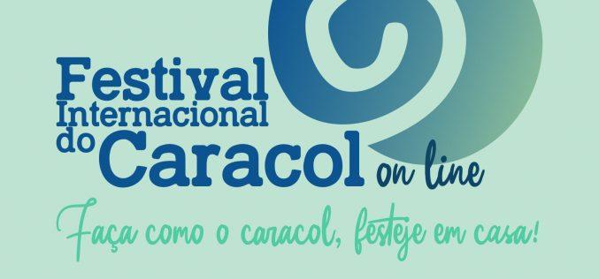 Castro Marim lanza el Festival Internacional de Caracol On línea