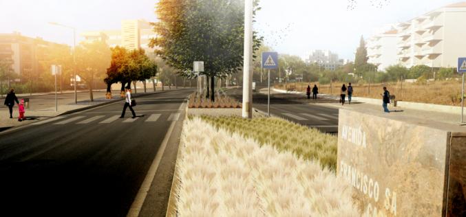 Quarteira reurbaniza sus espacios verdes