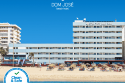 Dom José Beach Hotel recibe el sello Clean & Safe de Turismo de Portugal