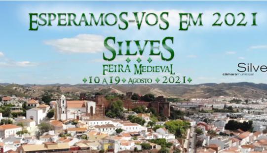 Feira Medieval de Silves já tem data marcada para 2021