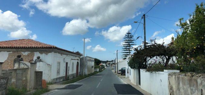 São Brás de Alportel repara e pavimenta estradas municipais