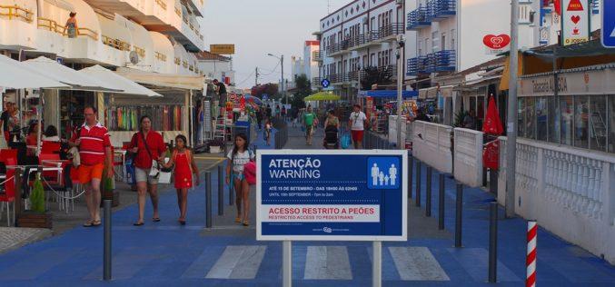 Rua da Alagoa en Altura tendrá un sentido único