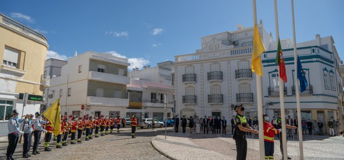 Olhão celebra su aniversario de forma diferente
