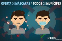 Olhão distribuye mascarillas gratuitas a toda la población