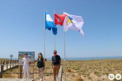 Silves luce bandera azul en todas sus playas