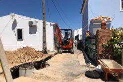 São Brás de Alportel expande la red de alcantarillado de Barrabés