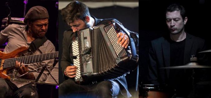 Cantaloupe Café presenta el concierto de Tiborna Trio