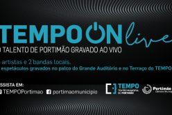 El teatro de Portimão presenta TEMPO Onlive
