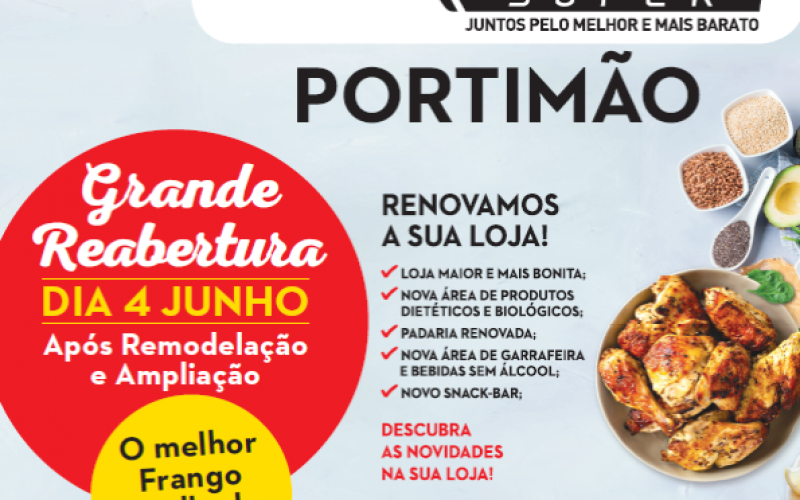 Intermarché renueva tienda de Portimão