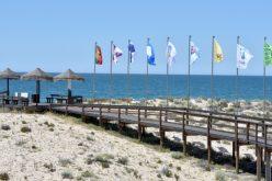 Loulé ondea Bandera Azul en todas sus playas