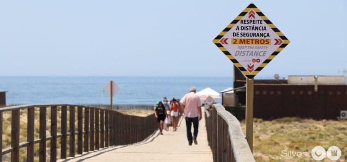 Silves aposta na sensibilização de banhistas em tempo de férias