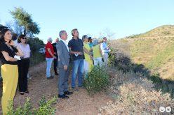 Secretário de Estado das florestas visitou serra de Silves