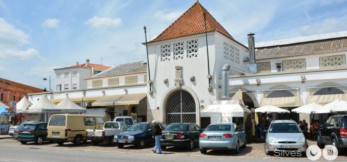 El mercado de Silves cambia su ubicación temporalmente