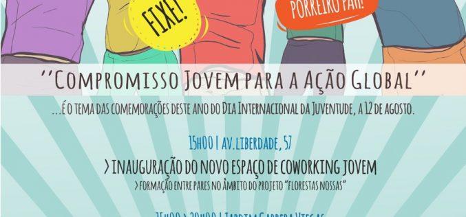Emprendimiento, solidaridad y arte marca la jornada de la juventud en São Brás de Alportel
