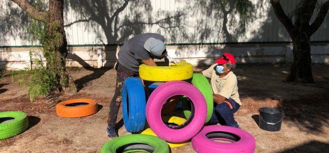 São Brás de Alportel crea mejores espacios para deporte y juego en las escuelas