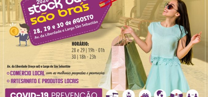 Stock Out São Brás 2020 vuelve con los mejores descuentos y en formato alternativo